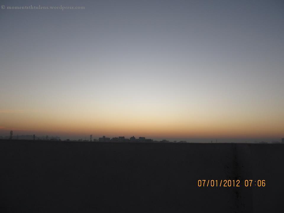 Horizon Before Sunrise Take 2
