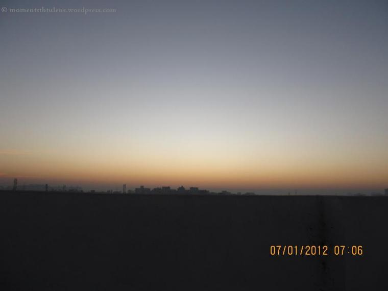 Horizon Before Sunrise Take 2