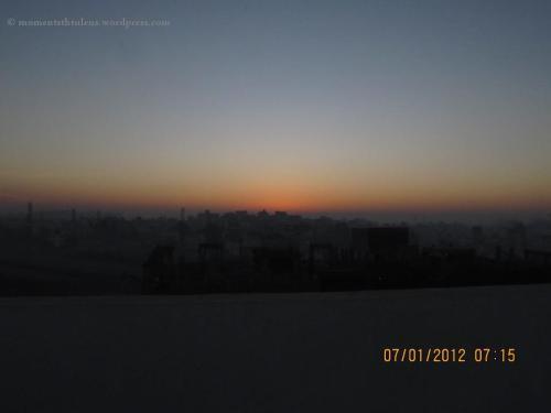 Horizon Before Sunrise