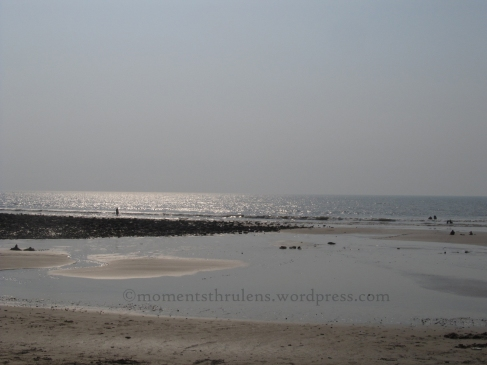Kashid beach..here it is.