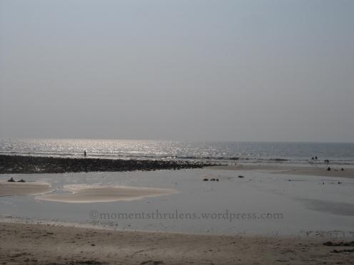 Kashid beach..here it is.