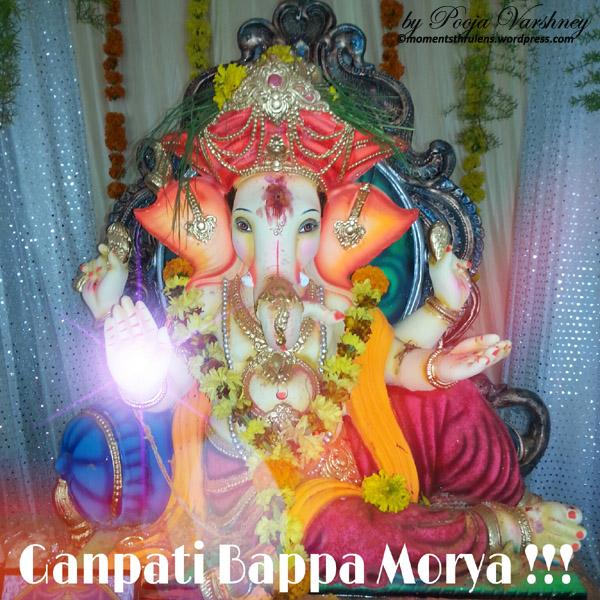 Ganpati Bappa Morya !!!