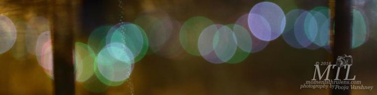 Twinkling - Hazy - Illuminated - Heavenly Bokeh