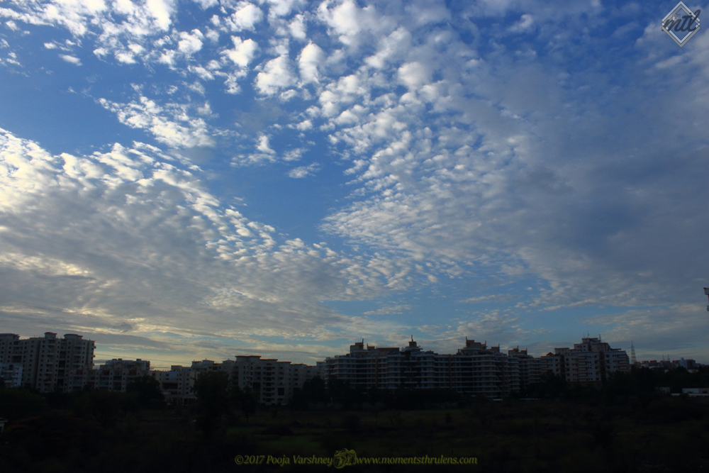One Cloudy Evening