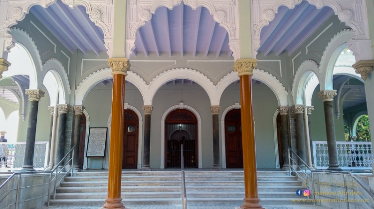 Aga Khan Palace entry