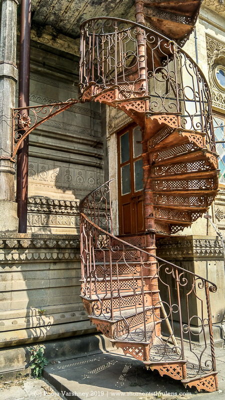 Creatively designed Staircases